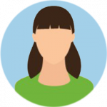 Generic Female Icon - 3