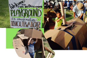 Featured Image Cardboard Playground