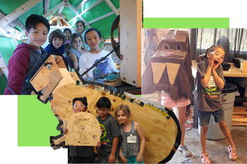 Tinkering School LA Camp