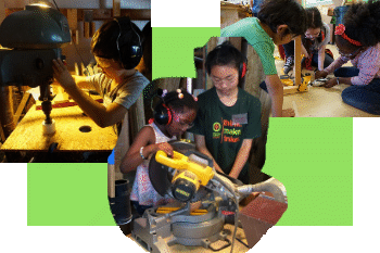 Tinkering School LA Week Long Camp