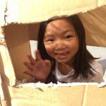cardboard playground - greetings